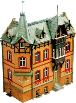 Stangel - H0 | Pension zum Adler Eckhaus (BSH0/052/02)