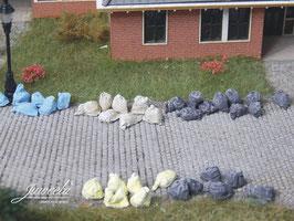 JUWEELA H0 Müllsäcke (28324)