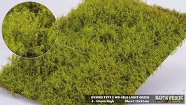 Welberg - SELG Sträucher hellgrün / gelb, 6-30 mm, 15x21 cm, einzeln entnehmbar