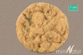 Silhouette/MiniNatur 002-27 Grasflock / Grasfasern, Beige, 2 mm, 50g