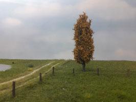 Silhouette 213-44 Pappel, Profiline, Spätherbst, 12-16 cm, 1:87 / H0