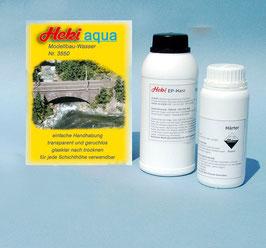 Heki - Aqua Gießwasser 600g - 400 g Harz, 200 g Härter - 3550