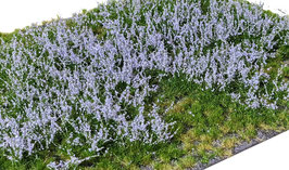 Welberg - Gras mit Lavendel Blüten, 12mm, 15x21cm (PL2122)