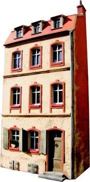 Stangel - H0 | Wohnhaus Dorfstrasse 1 (BSH0/052/04)
