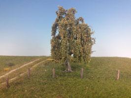 Silhouette 240-xx Trauerweide, Frühherbst, in 3 Größen, 1:87 / H0