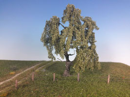 Silhouette 240-xx Trauerweide, Sommer, in 3 Größen, 1:87 / H0