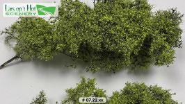 Lars op't Hof - Gebüsch Frühling, feine hellgrüne Blätter - 0722