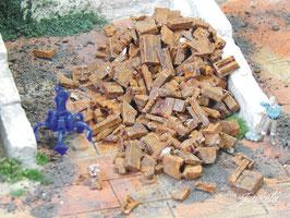 JUWEELA H0 Schrott, Industrieschrott  75g (28187)