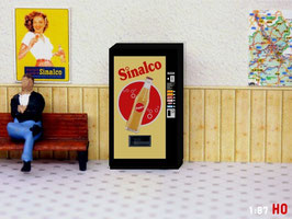 MODELLLAND H0 Sinalco Getränkeautomat - 2140-8