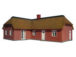 Danscale - H0 | Modernes Ferienhaus / unbemalter Resin-Bausatz (7006)