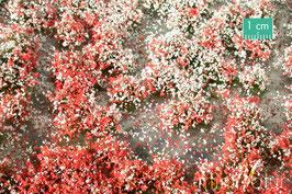 Silhouette - Blütenbüschel Sommer, 1:45+ (726-32MS) Inhalt: ca. 15 x 8 cm.