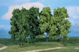 Heki 1994 Laubbäume, 4 Bäume, 18cm
