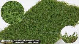 Welberg - Unkraut, Frühlingsgrün, 4-12 mm (LWSG) (H0)