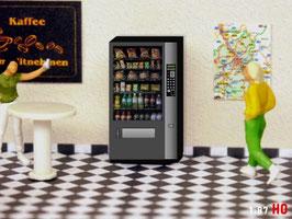 MODELLLAND H0 Snack Automat - 4002-8
