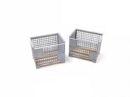 Engl Spur 0 Gitterboxen (2 Stück) als Ladegut - 160002