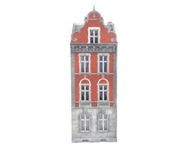 Stangel - 1:32   Wohnhaus 1 mit Fensterfront