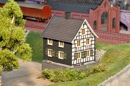"Joswood - H0 | Fachwerkhaus ""Dahlhausen"" (23004)"