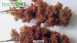 Lars op't Hof - Gebüsch Herbst, rote Blätter - 0762