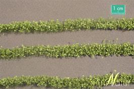 Silhouette - Agrarstreifen mit Blättern Frühling, ca.420 cm (766-21) (H0,TT, N, Z)