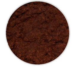RTS - 1 mm Gras-Flock Braun – 50g (70501-1)