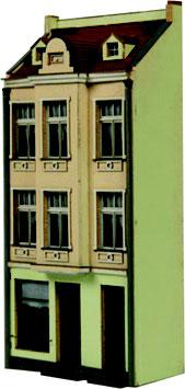 Stangel - H0 | Wohnhaus Bahnhofstrasse 2 (BSH0/051/02)