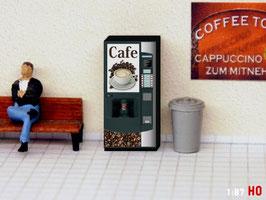 MODELLLAND H0 Kaffee Automat - 4003-8