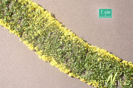 Silhouette/MiniNatur Blumen gelb, 6 Streifen (998-22)