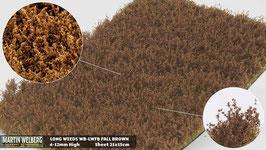Welberg - Unkraut, Herbst braun, 4-12 mm (LWFB) (H0)