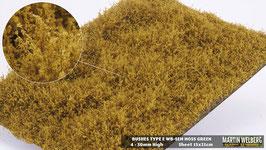 Welberg - SEM Sträucher moosgrün, 6-30 mm, 15x21 cm, einzeln entnehmbar