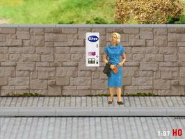 MODELLLAND H0 Ritex Kondomautomat - 1071-8