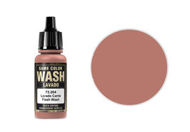 Vallejo Wash-Colour, Flesh Wash, 17 ml - 73204 (773204)