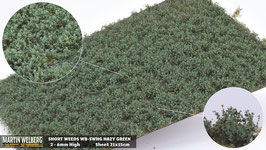 Welberg - Unkraut, hazy green, 2-6 mm (SWHG) (H0)