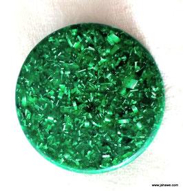Orgonite Orgon abstrahlende Objekte Grün