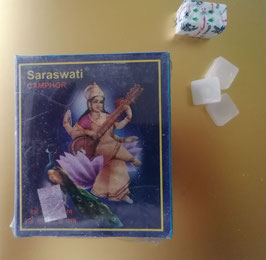Kampfer  mit Parvati als Foto