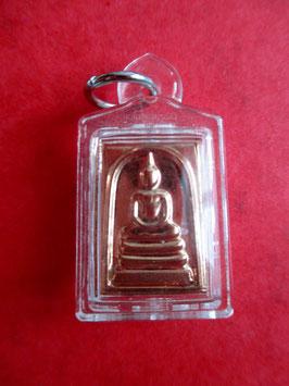 Buddhamulett vom kürzlich verstorbenen Spremepatriarchen LP Sankarat