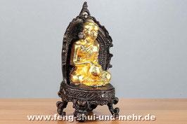 Phra Sivalli Schutzamulett für Geld und Gesundheit.