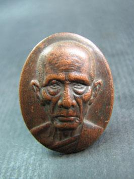 Thai Amulet von Luang Phor Ruai Wat Tako um 1999