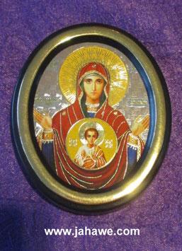 oval GM mit Jesus