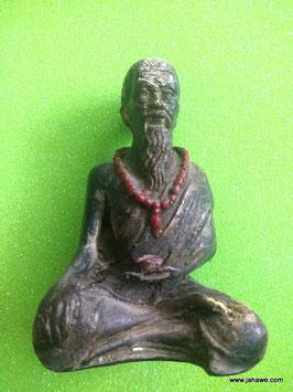 geweihte Lüssi Art Statue von einem echten Lüssi Kassem