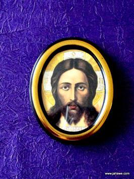 echte Jesus Ikone  , in einem Kloster in Kiew geweiht