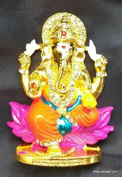 Ganesha in einer wunderschönen Form  ca 8cm hoch und 5 cm breit