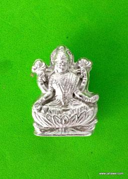 Wundervolle Parad Maha Lakshmi . Die Göttin des Reichtums in echtem heiligem und energetisierten  Parad  55 Gramm