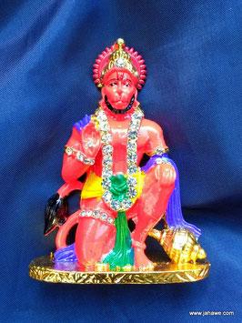 wunderschöne Hanuman Satue. ca 8cm hoch und 5 cm breit in Messing