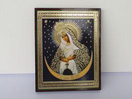 "Ikone Gottesmutter ""Ostrobrama""geweiht"