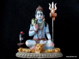 Shiva heilige Gottheit Indiens.