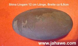 Shiva Lingam  12  x 6,5cm