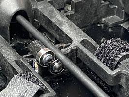 Antriebswellen Stütze / Driveshaft Support passend für Arrma
