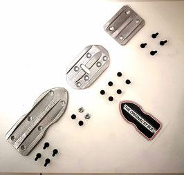 Arrma Skid Plates Komplett Set