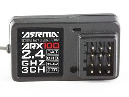 Arrma AR390064 ARX100 2.4 Ghz Empfänger