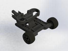 Arrma AR320255 Wheely Bar Set